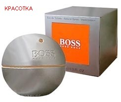 Hugo Boss In Motion Бальзам после бритья 75 мл