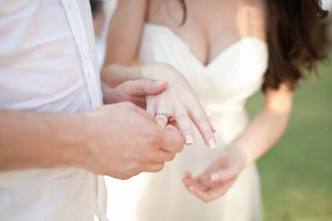 Маникюр невесты