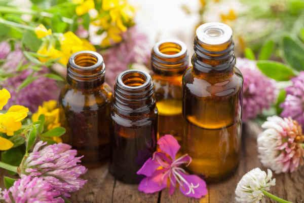 Эфирные масла для лечения трещин на пятках