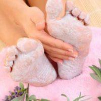 Рецепты лечебных масок для ног