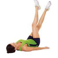 Самые результативные упражнения для ног