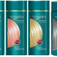 Как самостоятельно красить волосы тоником