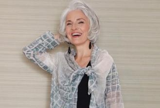 Золотой век: как одеваться женщинам после 50 лет