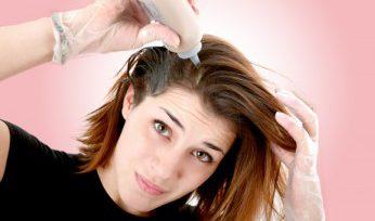 чем можно оттереть краску для волос