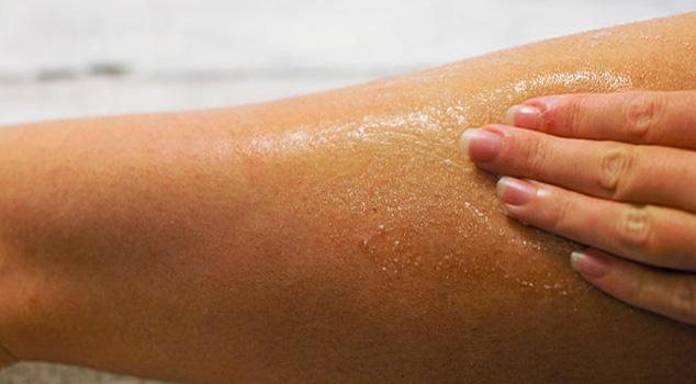 Раздражение кожи и вросшие волосы на ногах
