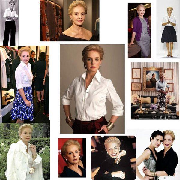 Как следует одеваться женщине после 50