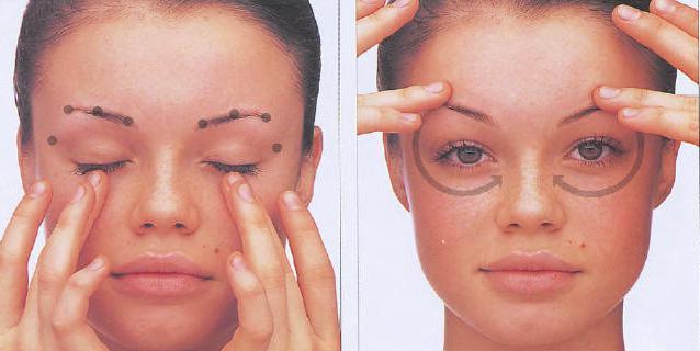 Избавление от морщин около глаз