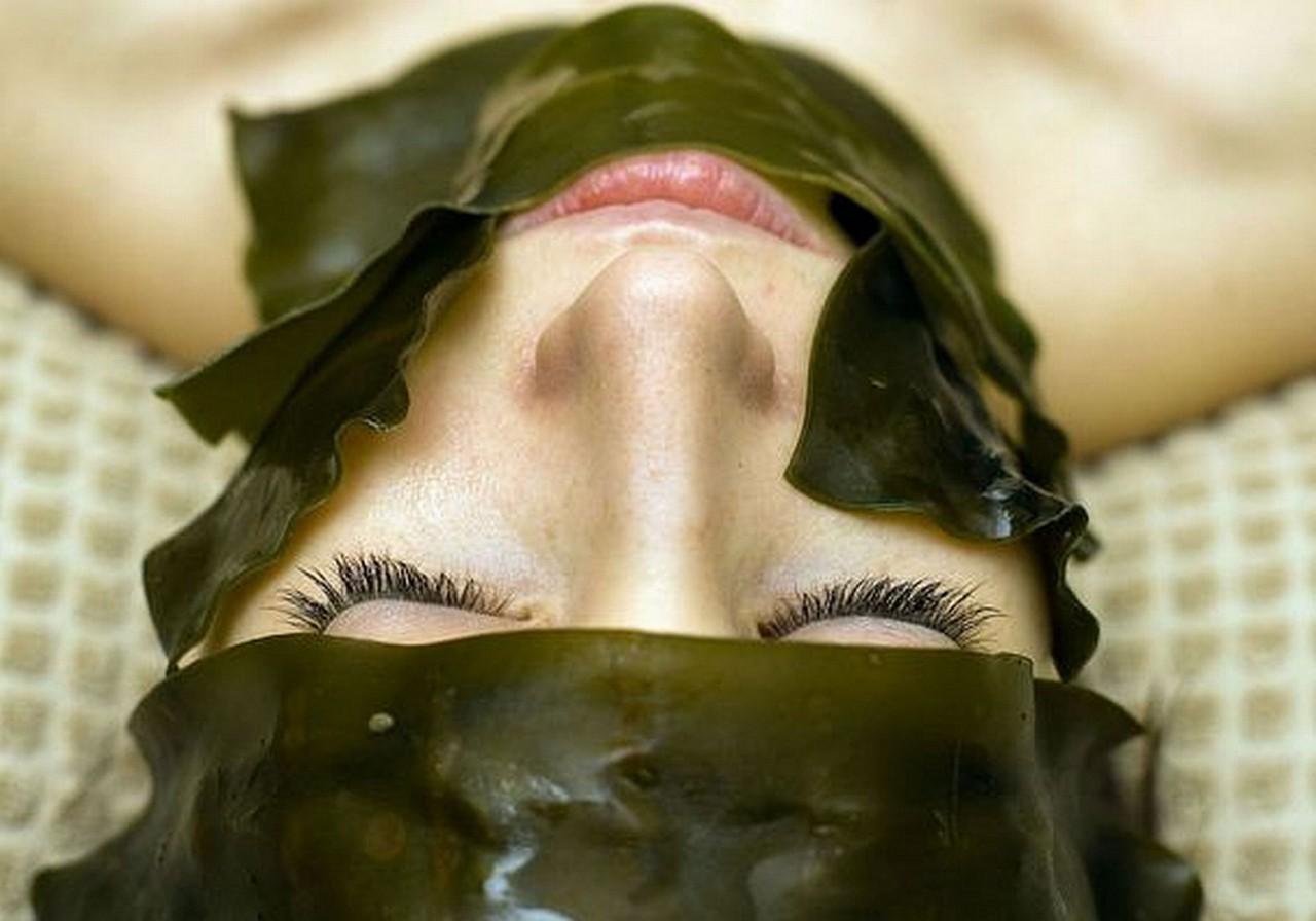маска из морской капусты для лица отзывы