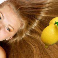 Как осветлить волосы лимоном, не повредив их?