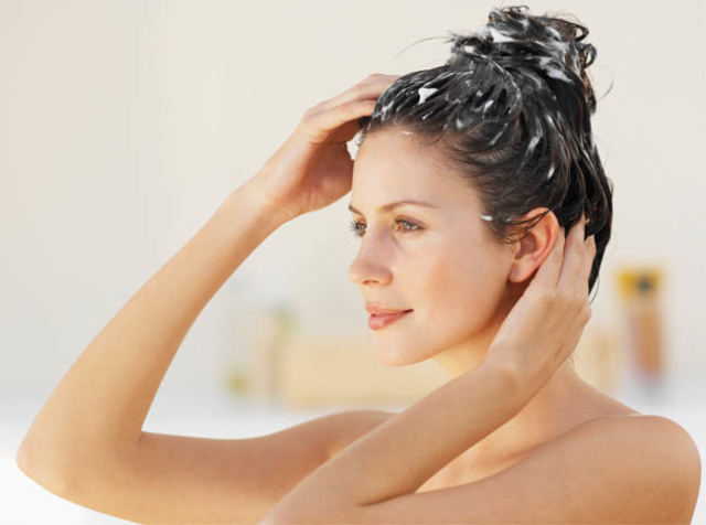 Пилинг кожи головы в домашних условиях