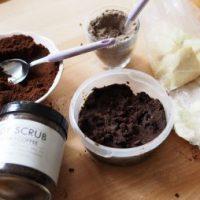 Боремся с целлюлитом в домашних условиях: жиросжигающий скраб