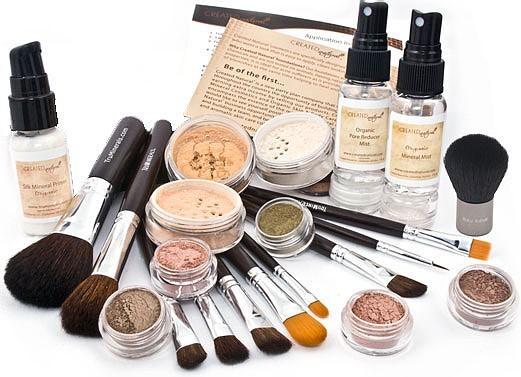 Косметика для дневного макияжа