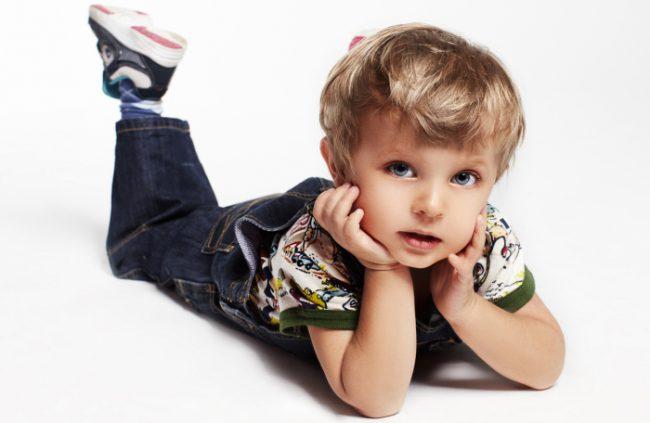 Мальчик модель