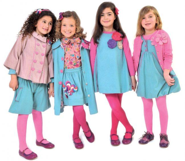 Трикотажная детская одежда