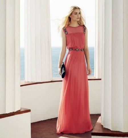 Вечернее платье для блондинки