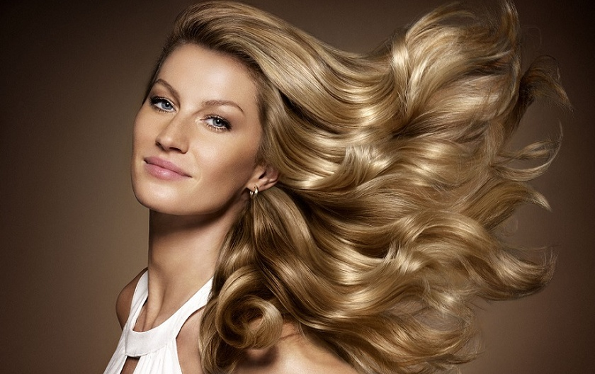 Чудесное перевоплощение сухих и поврежденных волос