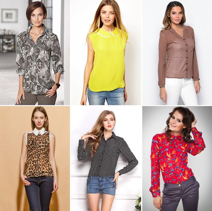 Модные Блузки Шифоновые 2014 В Челябинске