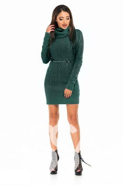 Трикотажное платье в интернет-магазине Исса Плюс