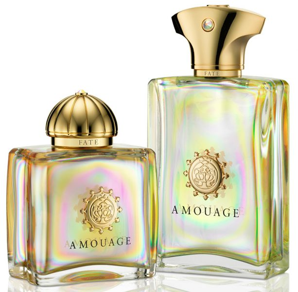Духи бренда Amouage