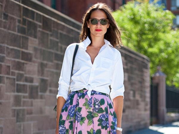 Шопинг с KupiVip: белая рубашка как база женского гардероба