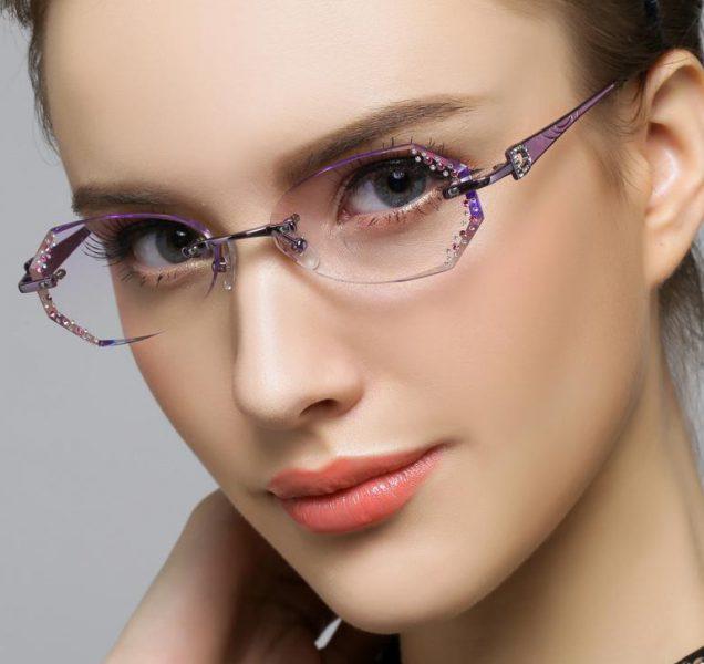 Очки без оправы
