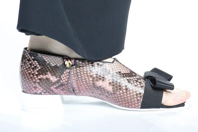 Модные женские туфли 2018 года