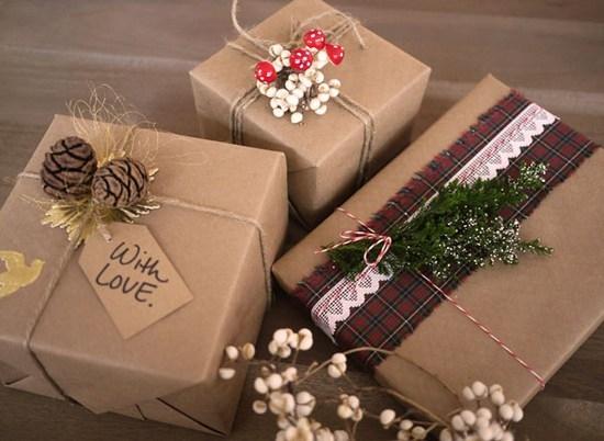 Как правильно выбрать упаковку для новогоднего подарка?