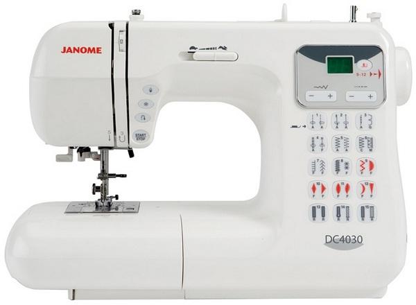 Компьютеризированная швейная машинкаJanome