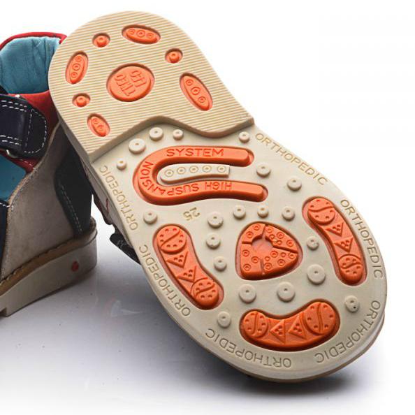 Подошва детской обуви