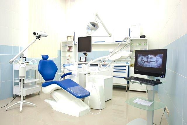 Кабинет частной стоматологии