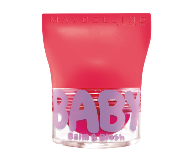 Румяна Baby Lips Balm Blush, Maybelline New York