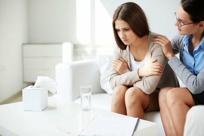 Помощь психиатра