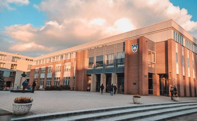 Краковская Академия в Польше