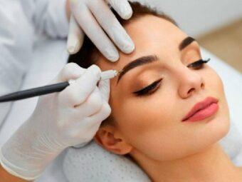 Перманентный макияж: плюсы и минусы