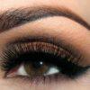 Как правильно делать макияж для карих глаз